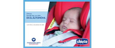 Guía para la seguridad del bebé en el coche