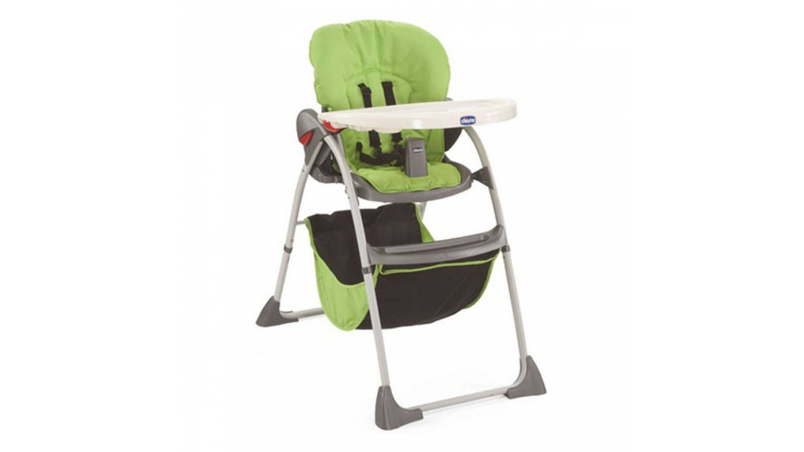 HAPPY SNACK HIGH CHAIR VERDE