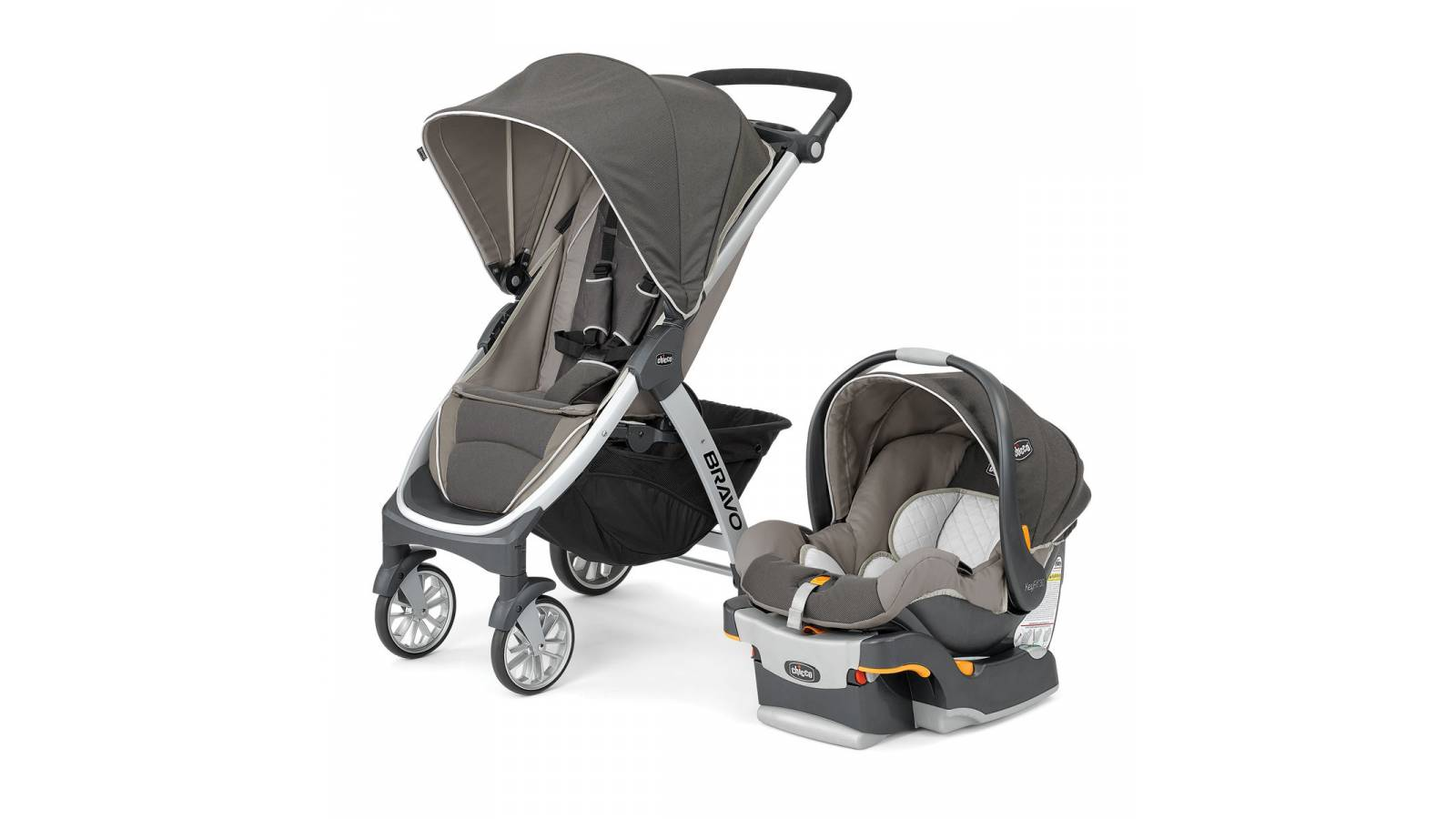 BRAVO TRAVEL SYSTEM PAPYRUS- MARRON