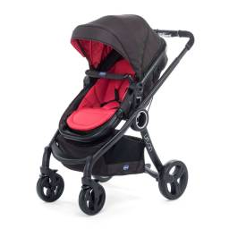 URBAN STROLLER + PACK COLOR ROJO