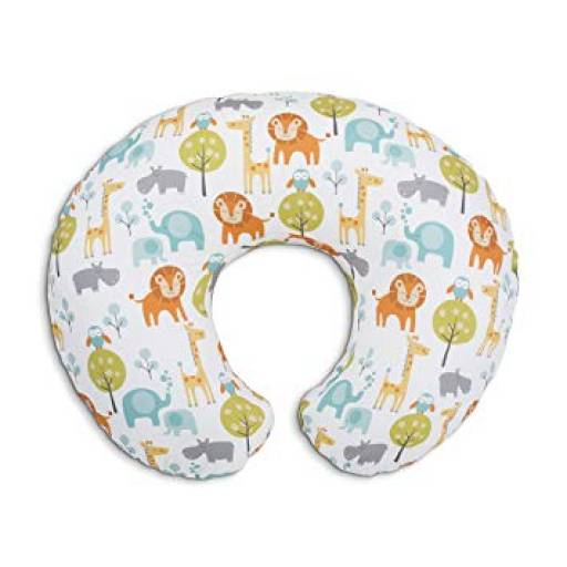 BOPPY ALMOHADA CON FUNDA - PEACEFUL JUNGLE