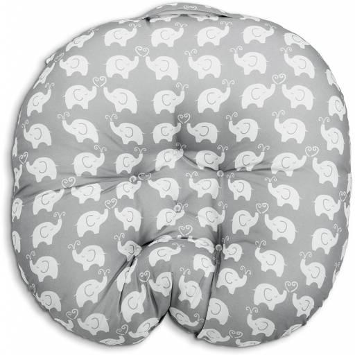 Boppy Hug&Nest Elephants